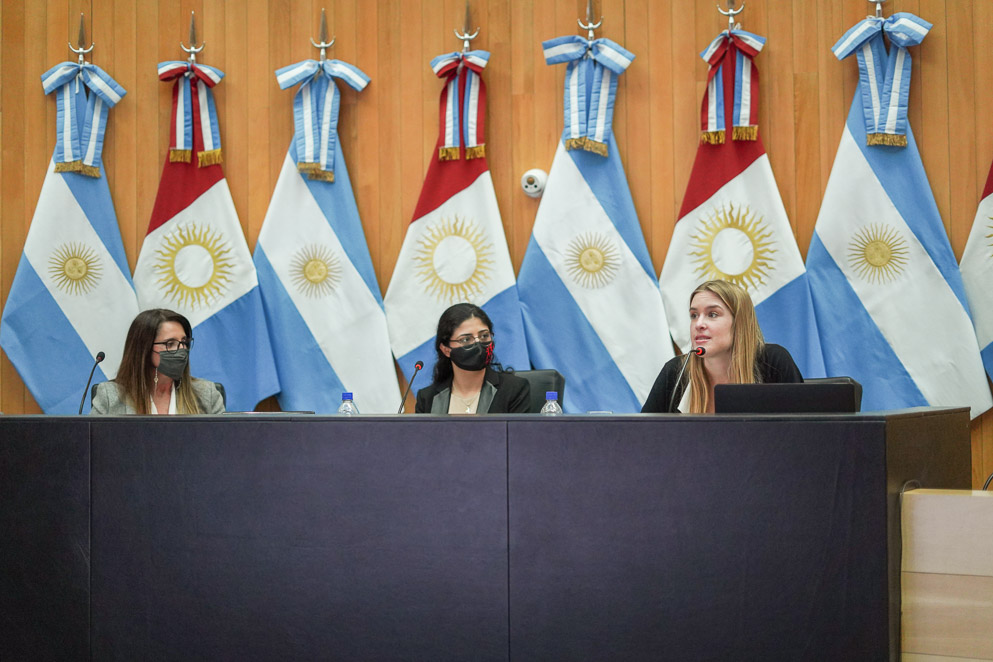 Finalizó el II Modelo ONU Mujeres de OAJNU