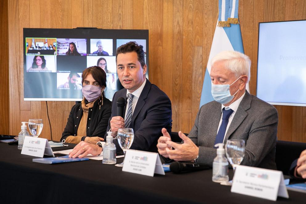 La Legislatura de Córdoba a la vanguardia en transparencia parlamentaria