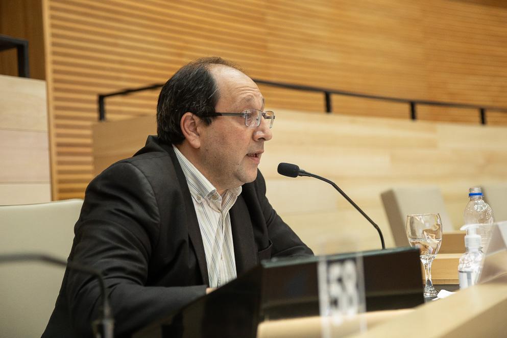 Legislador Matías Viola