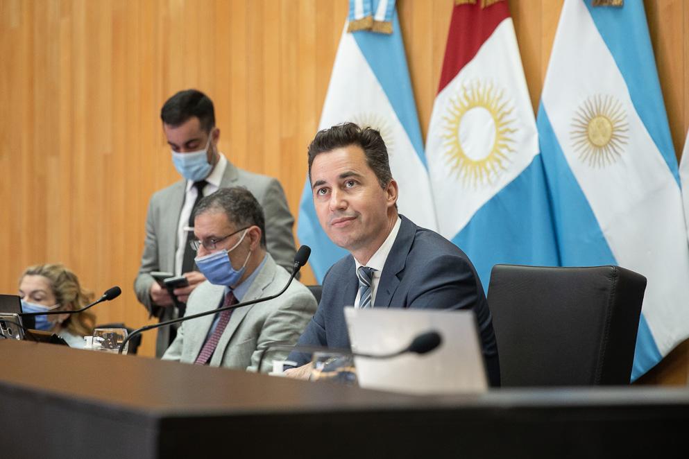 Vicegobernador Manuel Calvo