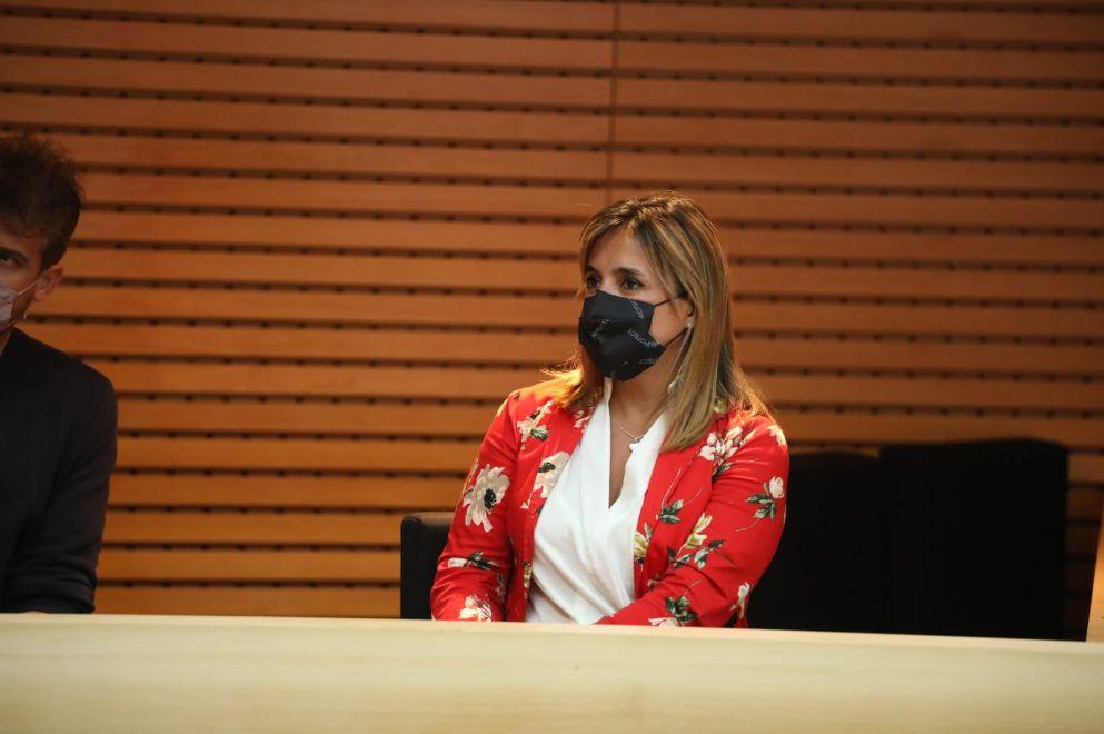 La intendenta M. Prunotto estuvo presente en la sesión que aprobó la ampliación del ejido urbano de Juárez Celman
