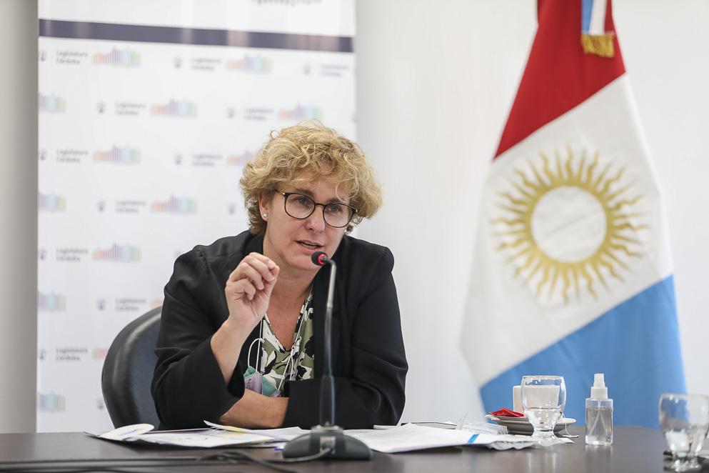 Subsecretaria de Agricultura Familiar, Mariana Vigo