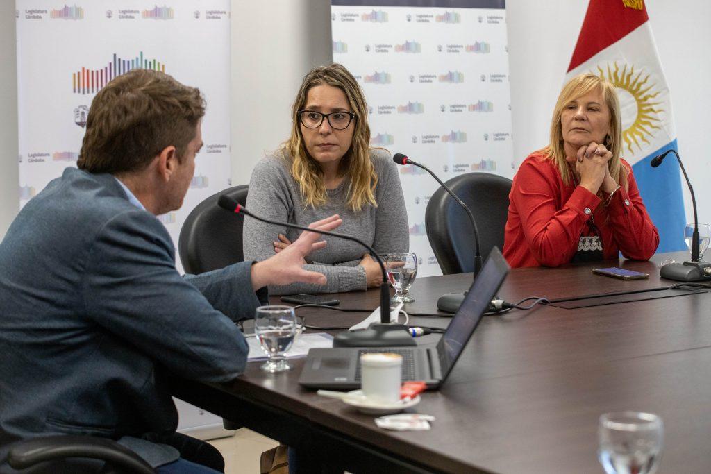 """Comisiones trataron el proyecto """"Marca Provincia de Córdoba"""""""