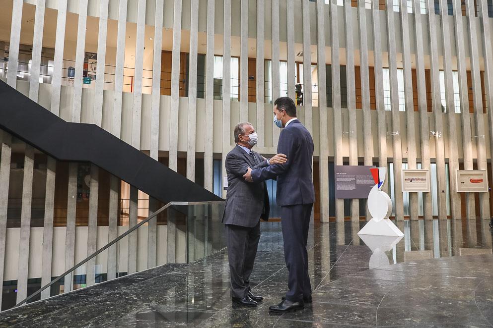 Manuel Calvo recibió al vicegobernador de Salta